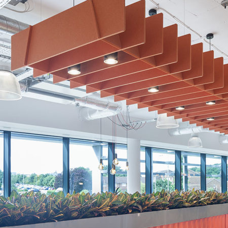 Acoustic Ceiling Systems