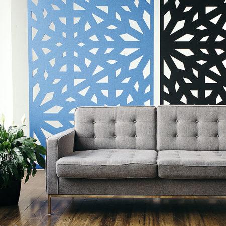 Acoustic Hanging Screens